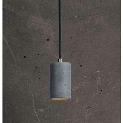 KALLA 11 Beton Lámpa Antracit