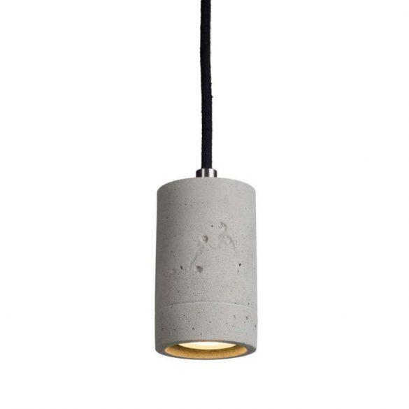 KALLA 11 Beton Lámpa Olívazöld