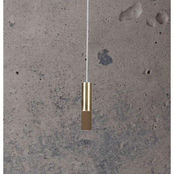 KALLA 23 Beton Lámpa Szürke