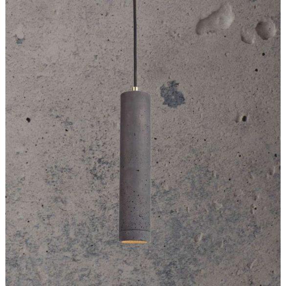 KALLA 31 Beton Lámpa Szürke
