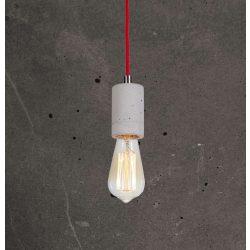 KALLA Beton Lámpa Antracit