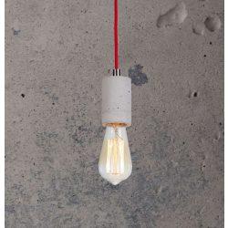 KALLA Beton Lámpa Szürke