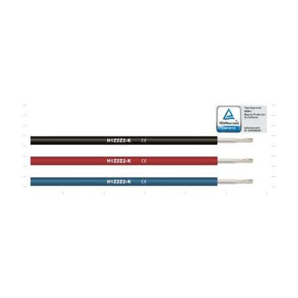 Solar Kábel Kék 4mm2