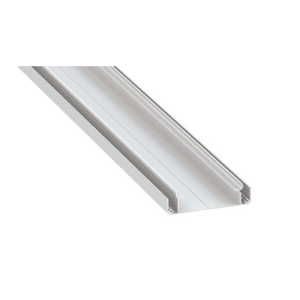 Tartó Profil LARGO M1 Fehér 1 méter
