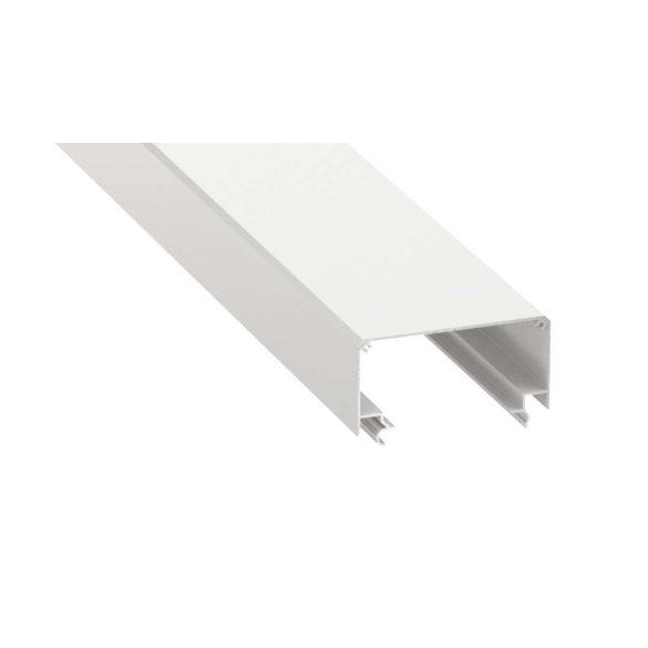 Tartó Profil LARGO M2 Fehér 1 méter