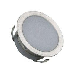 NEDES kültéri padlóvilágítás kerek 0,6W meleg fehér IP67 FL102