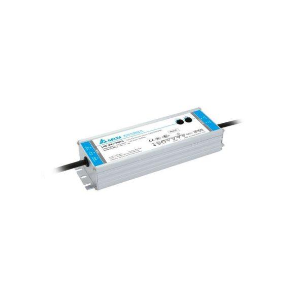 DELTA Led tápegység LNE 100W 24V IP65 potméteres dimmerrel