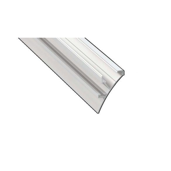 LED Alumínium Profil LOGI Fehér 2 méter