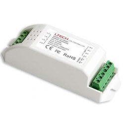LTECH Jelerősítő RGB led szalaghoz 3 csatorna 3x5A 5V/12V/24V 75W/180W/360W