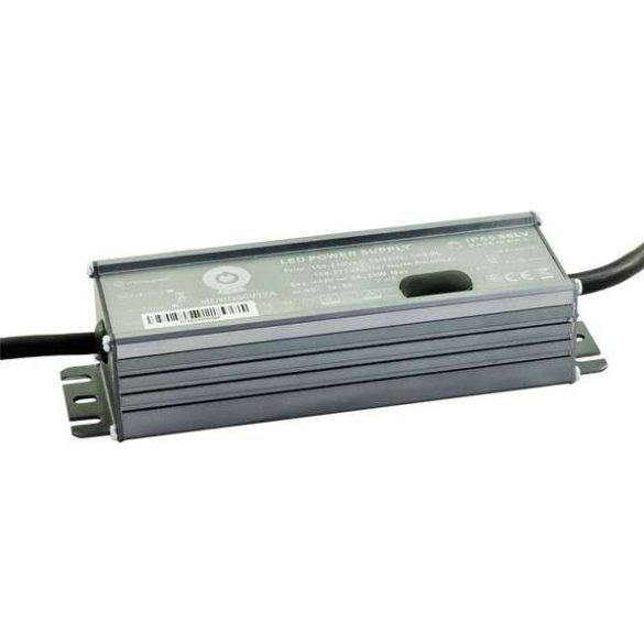 POS Led tápegység MCHQA-600-12-SC 480W 12V 40A IP65 dimmelhető