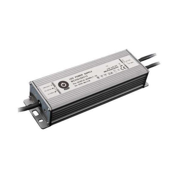 POS Led tápegység MCHQE-150-12 150W 12V 12.5A IP67