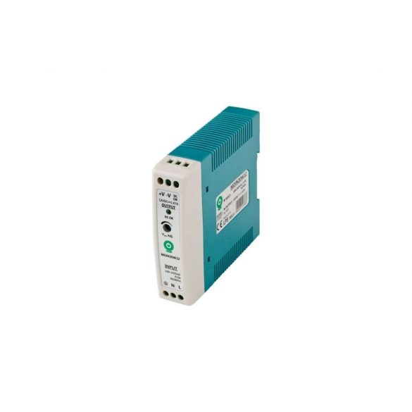 POS Led tápegység MDIN-20-12 20W 12V 1.67A