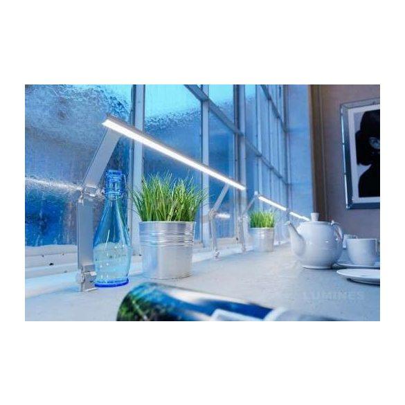LED Alumínium Profil MICO Fehér 1 méter