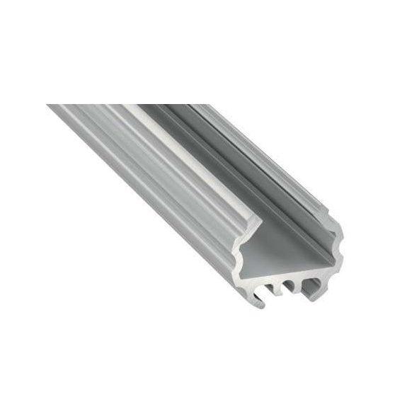 Led profil MICO natúr alumínium 2 méteres