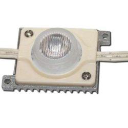 Led Modul 1db 1X3535 led 2,8W sorolható vízálló Hideg fehér