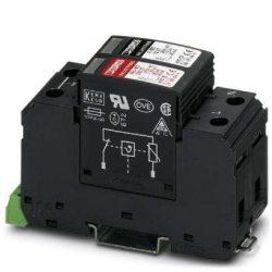 Phoenix Contact Napelemes Túlfeszültség-levezető - VAL-MS-T1/T2 335/12.5/1+1-FM