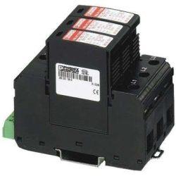 Phoenix Contact Napelemes Túlfeszültség-levezető - VAL-MS-T1/T2 335/12.5/3+0-FM