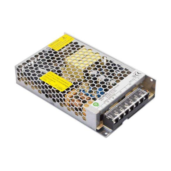 POS Led tápegység POS-150-12-C 150W 12V 12.5A Fémtokozás