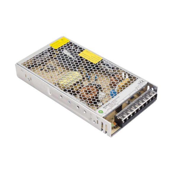 POS Led tápegység POS-200-24-C 211W 24V 8,8A fémházas Compact