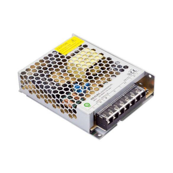 POS Led tápegység POS-75-12-C 75W 12V 6.25A fémházas