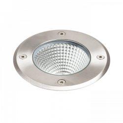 RENDL RIZZ R 125 földbe süllyeszthető lámpa rozsdamentes acél LED 7W 46° IP67 3000K