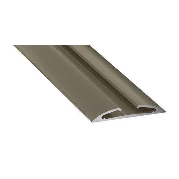 LED Alumínium Profil RETO Bronz 2 méter