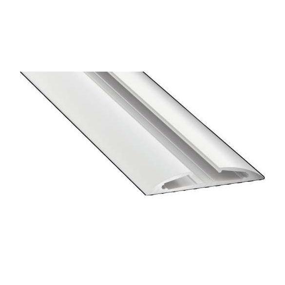 LED Alumínium Profil RETO Fehér 2 méter