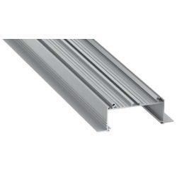 LED Alumínium Profil SORGA Ezüst 3 méter
