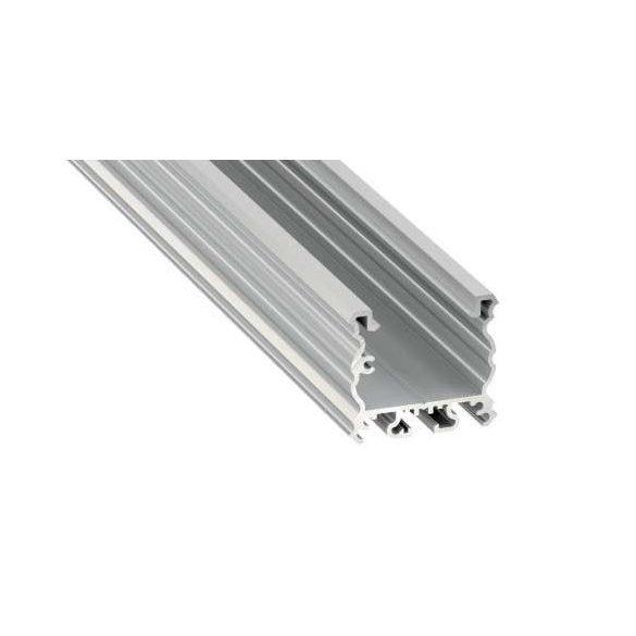 LED Alumínium Profil TALIA Ezüst 1 méter
