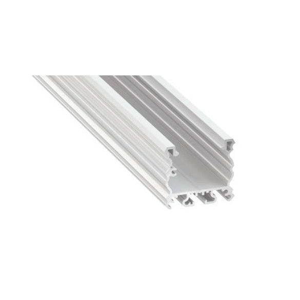 Led Alumínium Profil TALIA 1 méter Fehér