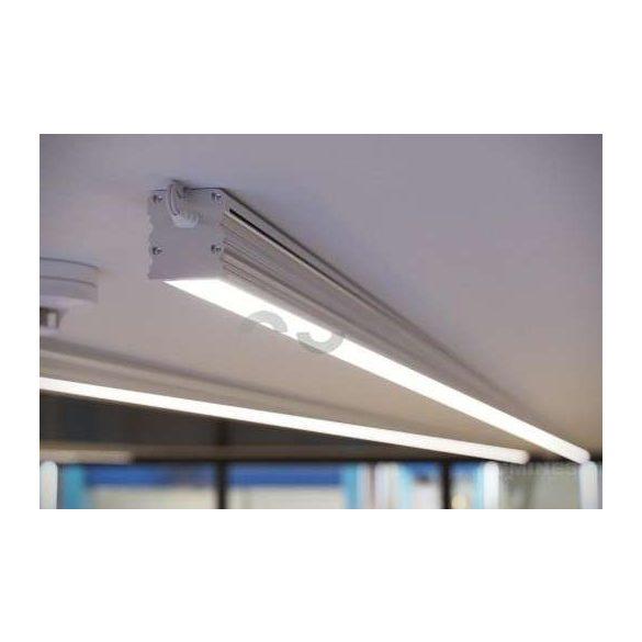 LED Alumínium Profil TALIA Ezüst 2 méter
