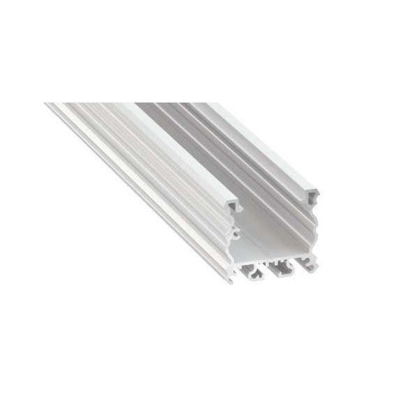Led Alumínium Profil TALIA 2 méter Fehér
