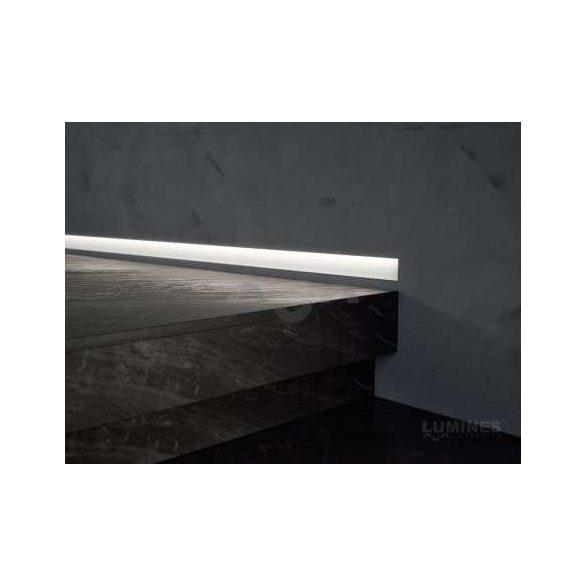 Led Alumínium Profil TIANO 2 méter Fehér