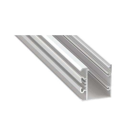 Led Alumínium Profil UNICO 2 méter Feher