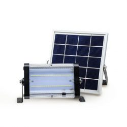 VML-60  Beltéri/kültéri napelemes lámpa távirányítóval