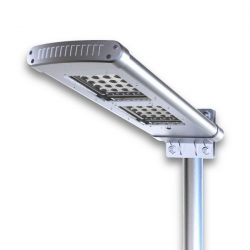 VNU-02 Sétány világító napelemes lámpa mozgásérzékelővel