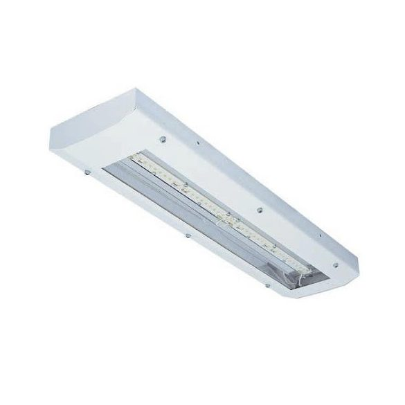 Vyrtych BOXER-LED 48W 4000K 5800Lm IP65 1257mm Vandál biztos lámpatest