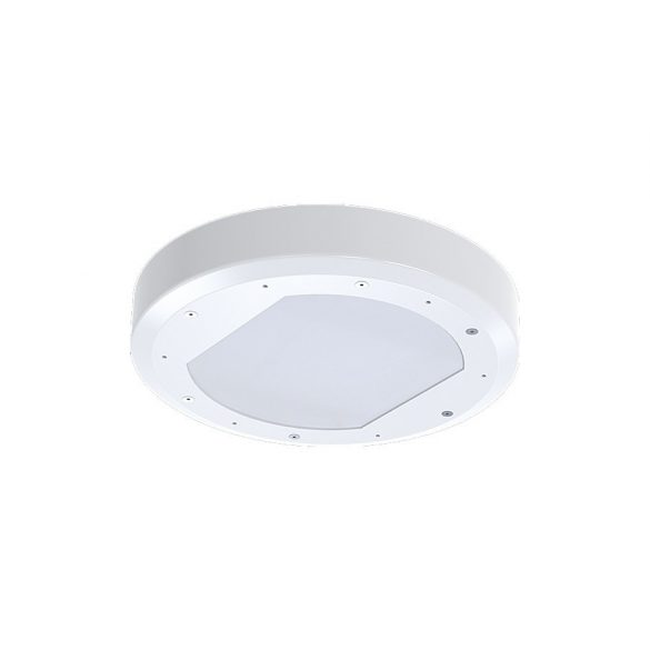 Vyrtych CLUMBER-LED 26W 4000K 3045Lm IP54 Vandál biztos lámpatest