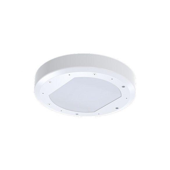 Vyrtych CLUMBER-LED 13W 4000K 1151Lm IP54 Vandál biztos lámpatest