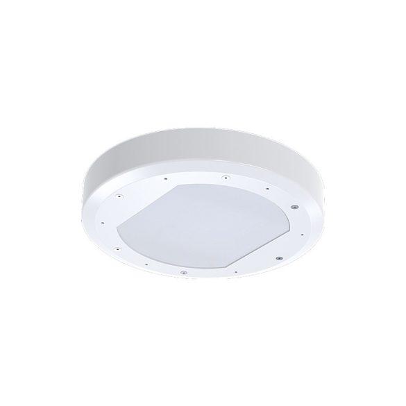 Vyrtych CLUMBER-LED 19W 4000K 1571Lm IP54 Vandál biztos lámpatest