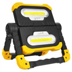NEDES LED tölthető munkalámpa 20W + powerbank