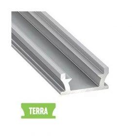 LED ALUMÍNIUM PROFIL LÉPÉSÁLLÓ (TERRA)