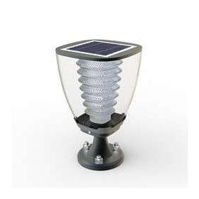 Kerti napelemes lámpa